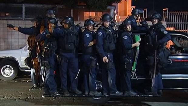Video: Ola de crimen y terror en Hollywood