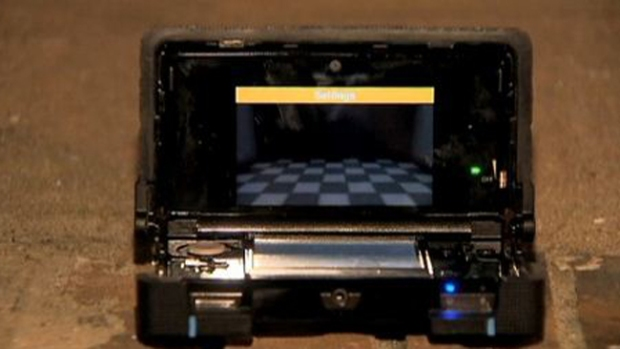 Video: Encuentran fotos porno en un Nintendo
