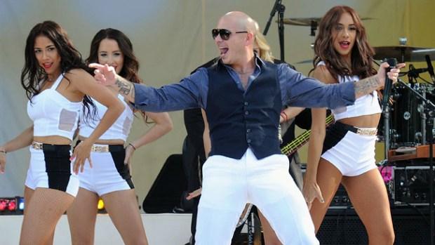 Video: Lo que no puede faltarle a Pitbull