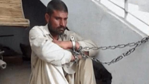 Video: Acusado de haberse comido 150 cuerpos