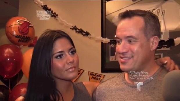Video: Maripily dice que su ex es homosexual