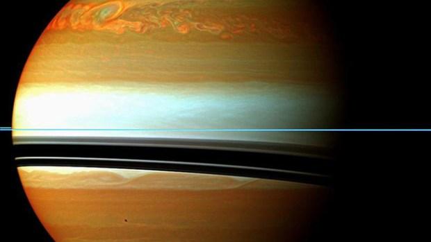 Galería: Detectan descomunal tormenta en Saturno