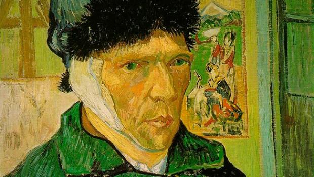 Pintores que enloquecieron y sus obras