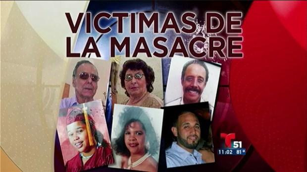 Video: Identifican a las víctimas de Hialeah