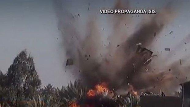Video: Así destruirá ISIS a tropas de EEUU