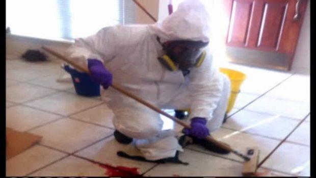 Video: Los limpiadores de la muerte