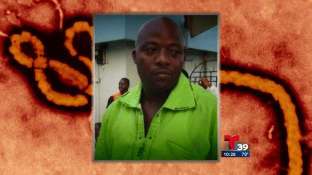 Video: Muere hombre diagnosticado con ébola