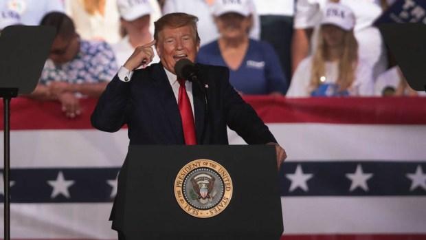 [TLMD - LV] Simpatizante de Trump pide disparar a los migrantes