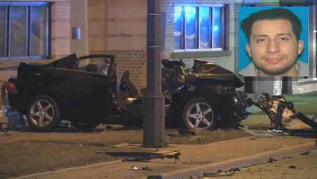 Policía: ebrio y a 85 mph habría causado muerte de madre hispana