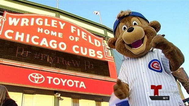 Chicago vive la fiebre por los Cubs