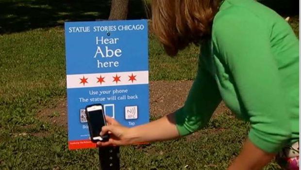 Innovador proyecto de arte llega a Chicago