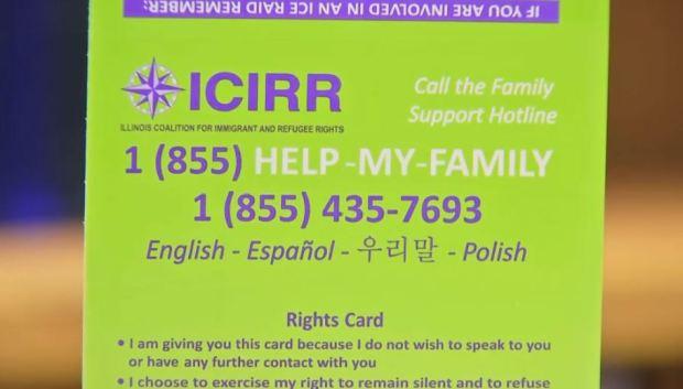Crean red de apoyo ante amenaza de deportaciones