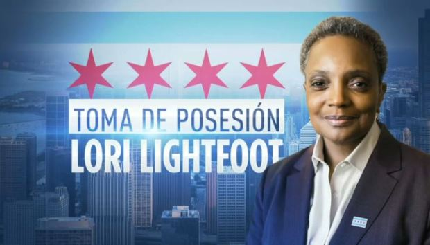 Lori Lightfoot hace historia en Chicago