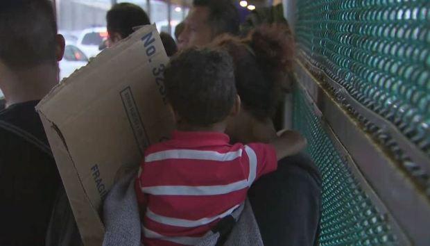 En Chicago niños inmigrantes separados de sus padres