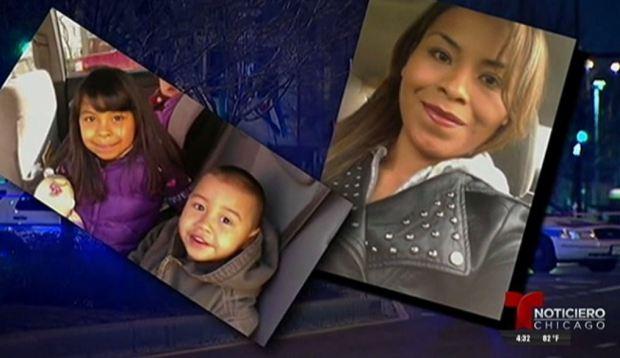 Honran madre e hijos atropellados por camión