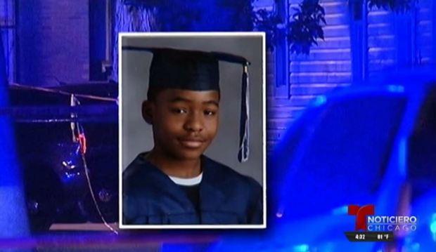 Policía hiere de bala a joven de 14 años