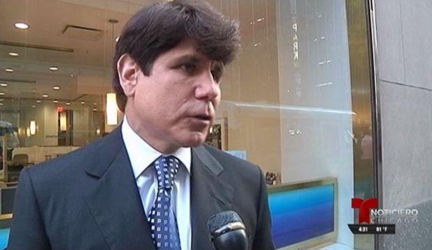 Victoria parcial para ex gobernador Blagojevich
