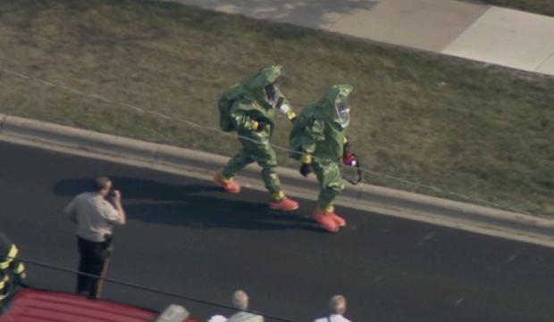 Situación tóxica deja muertos y heridos en Des Plaines