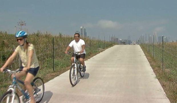 El nuevo parque de Chicago en Notherly Island