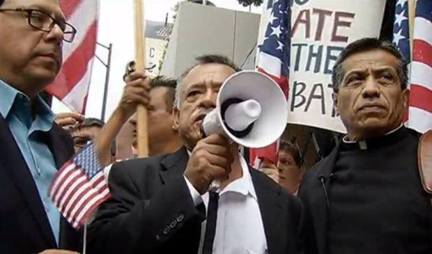 """""""No"""" en Chicago a los mensajes de odio de Donald Trump"""