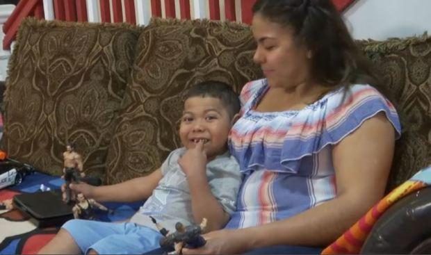 Familia de Humboldt Park pide ayuda para que niño reciba trasplante