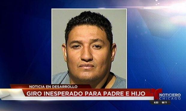 Padre va la cárcel por encubrir a hijo