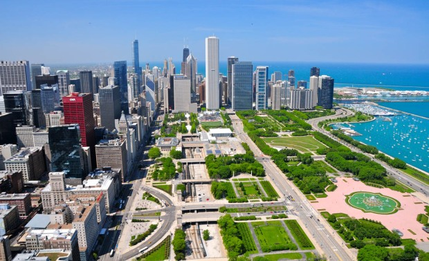 Millennium Park en Chicago entre los mejores del país