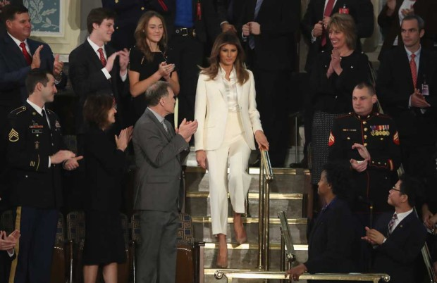 ¿Por qué la pareja presidencial llegó separada al Estado de la Nación?