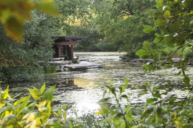 Caldwell Lily Pool: un oasis arquitectónico en Chicago