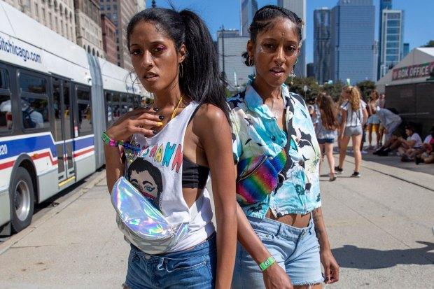 Color, accesorios y mucha ¡actitud!: así se vive Lollapalooza 2019