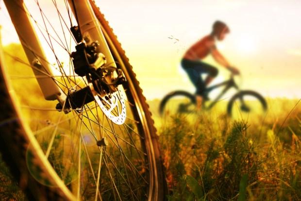 Rutas para montar bicicleta en Chicago y alrededores<br />
