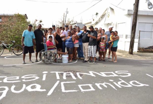 Puerto Rico: arrasado y a oscuras tras María