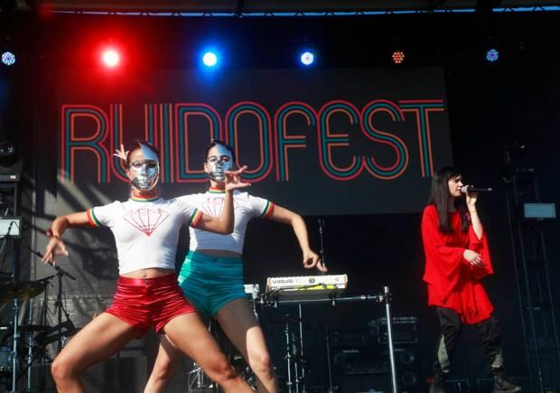 Ruge el rock en español en el Ruido Fest 2017