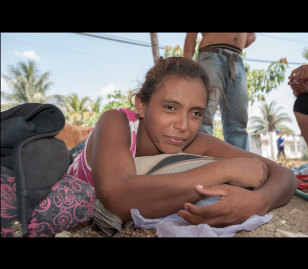 """Fotos: """"La Bestia"""", primera etapa del sueño americano"""