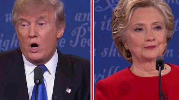 Clinton se muestra satisfecha tras debate