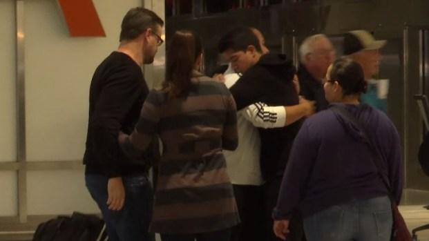 Cenizas de joven asesinada en Costa Rica llegan a aeropuerto de Florida