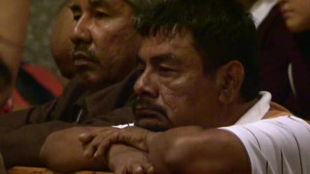 Padres de desaparecidos exigen respuesta