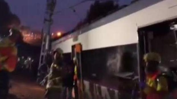 [TLMD - LV] Mortal accidente de tren en Barcelona