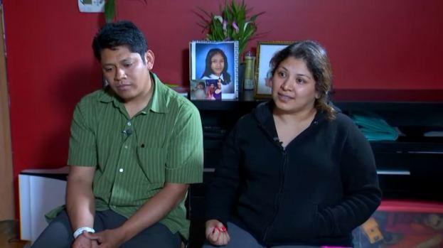 Rompen su silencio los padres de embarazada asesinada