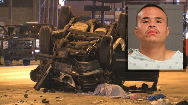 Acusan a conductor tras mortal accidente en Archer Heights