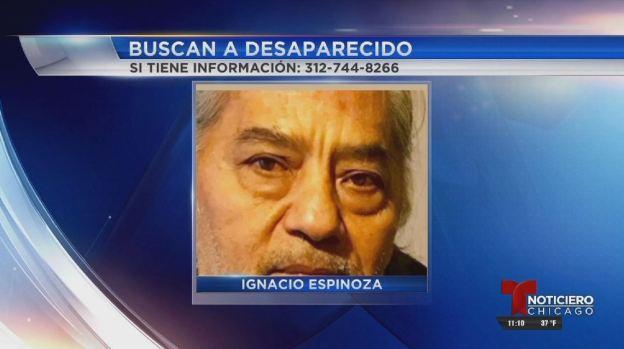 Piden ayuda para encontrar a un anciano que no habla inglés