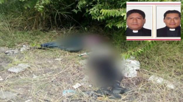 Macabro hallazgo de dos sacerdotes asesinados