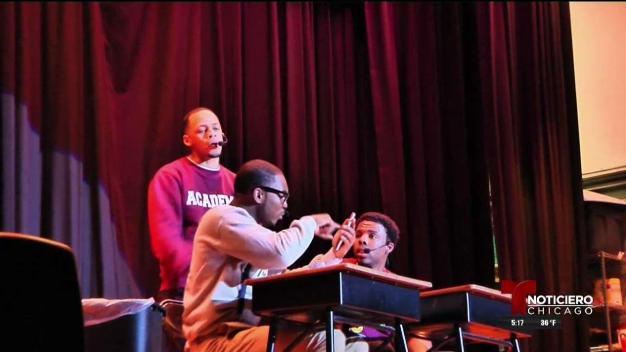 Crean obra de teatro en contra del acoso estudiantil