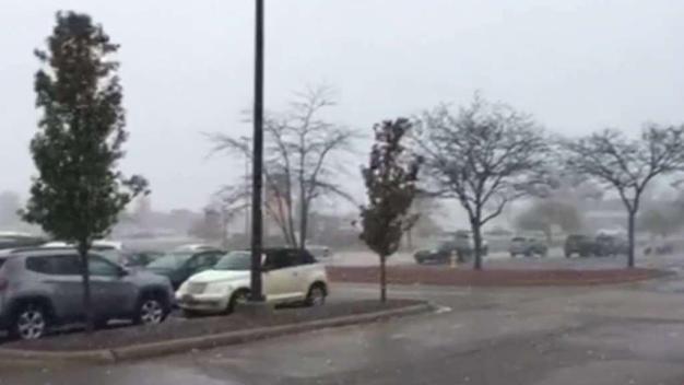 El invierno llega antes de lo que se esperaba en Illinois