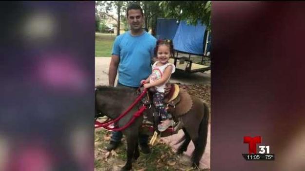 Abrupto y triste final para pony deja a una familia destrozada