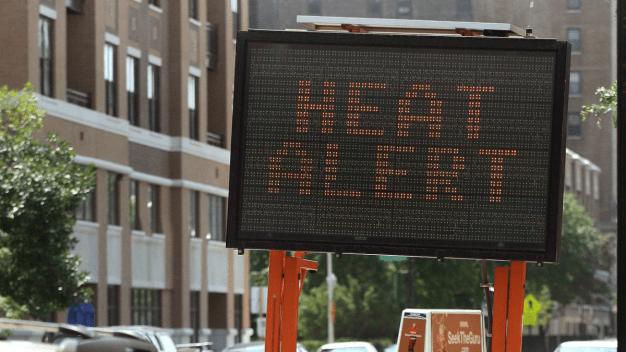 Esta semana sería la más calurosa del verano hasta ahora