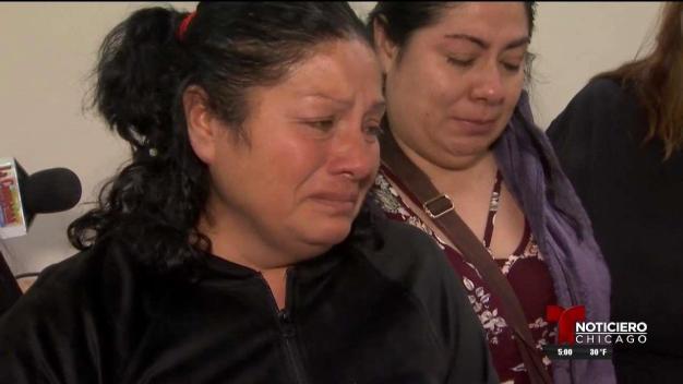 Exige justicia madre de hijo muerto en piscina de Waukegan