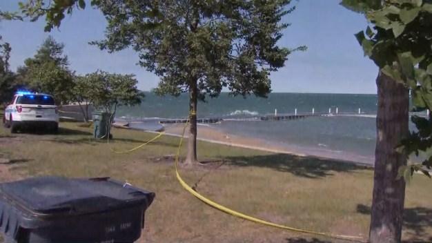 Hombre muere ahogado al salvar niña en Lago Michigan
