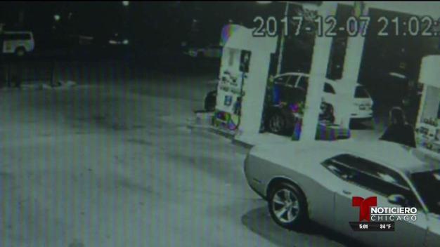 Ola de robos en una gasolinera en el barrio de Kenwood
