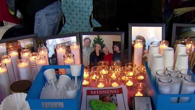 Realizan vigilia en honor a maestro desaparecido
